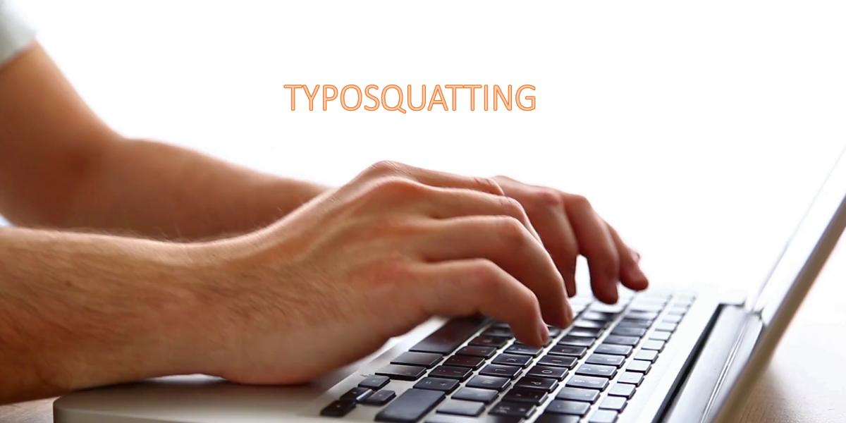 Security Advisory - Typosquatting
