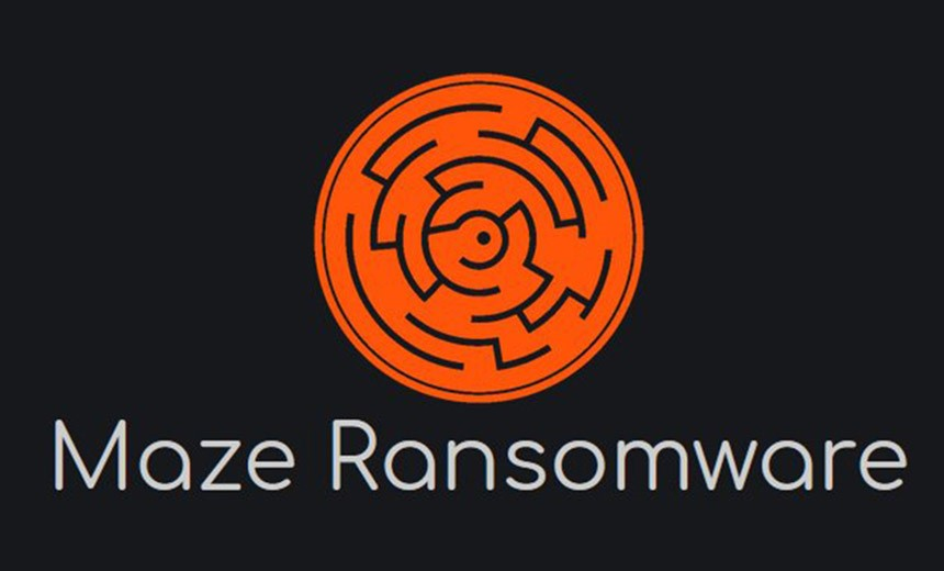 Organizations Hit by Maze Ransomware Attack !!