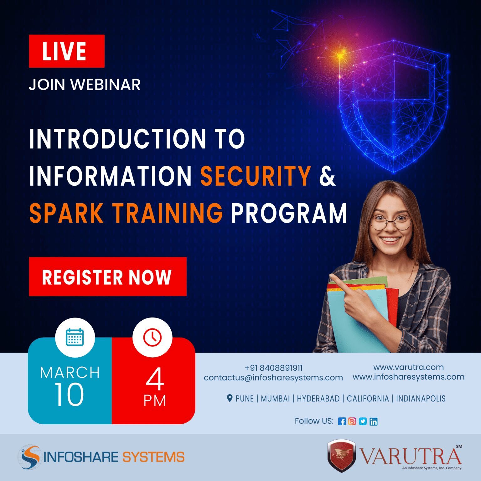 Cybersecurity with our SPARK program