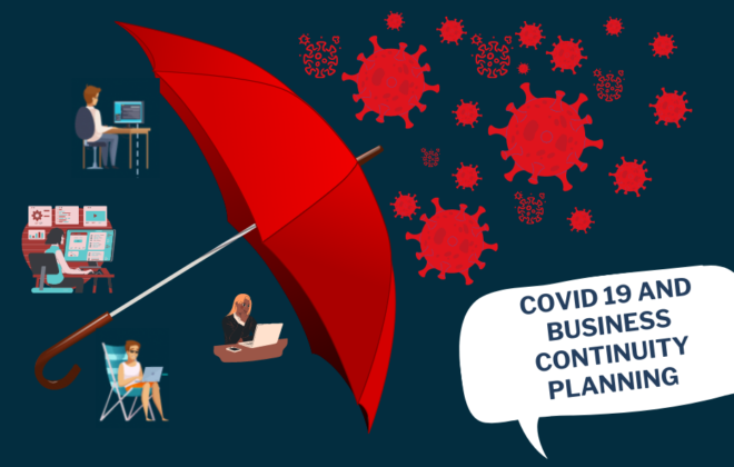 Covid 19 and Business Continuity Planning
